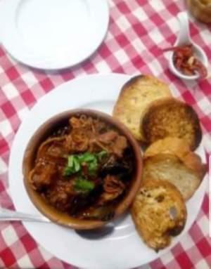 Specialità Cacciucco alla Livornese da Marika's Cooking a sharm el sheikh