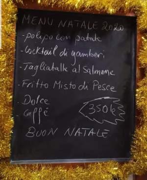 Cena di Natale 24 Dicembre 2020 da Happy hour al Delta sharm  Un gustoso menù di pesce ad un prezzo molto conveniente