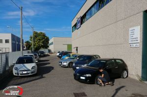 OFFICINA – TOP SPEED GARAGE – PADOVA