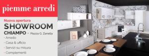 Piemme Arredi apre showroom a Chiampo