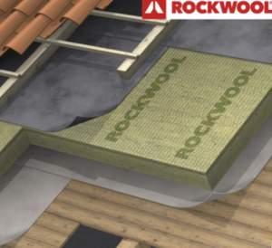 LANA DI ROCCIA ROOKWOOL PER CAPPOTTO ESTERNO-RAMPADO-FERRARA  Pannello rigido in lana di roccia non rivestito a doppia densità, ad elevata resistenza