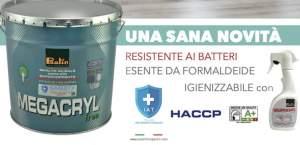 IDROPITTURA FORMALDEIDE HCCP PAULIN-RAMPADO-FERRARA  Tinteggiare le pareti di casa è un'opera di manutenzione che farai certamente con regolarità.  N