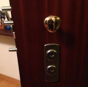 Realizzazione chiusure di sicurezza per porte – Milano – Peschiera Borromeo – G&M SECURITY SAS