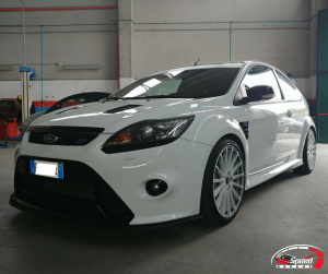 IMPIANTO FRENANTE FORD FOCUS RS – TOP SPEED GARAGE – PADOVA