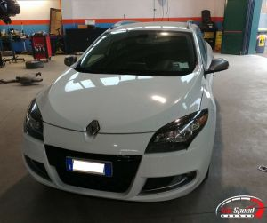 MAPPATURA RENAULT MEGANE 1.5 dci – TOP SPEED GARAGE – PADOVA