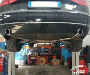 SCARICO AUDI A8 – TOP SPEED GARAGE – PADOVA