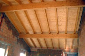 Realizzazione tetti in legno – Ferrara – Lavorazione Legno Giorgi Roberto