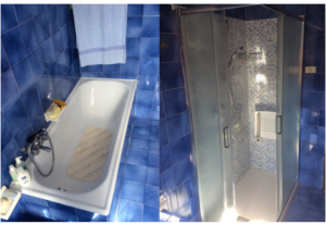 Realizzazione box doccia su misura – Vicenza – Cornedo Vicentino – Fuoco & Acqua
