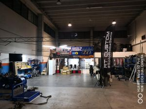INAUGURAZIONE – TOP SPEED GARAGE e RT CUSTOM – FERRARA
