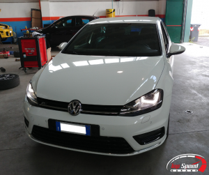 RIMAPPATURA VW GOLF 7 2.0 TDI – TOP SPEED GARAGE – FERRARA