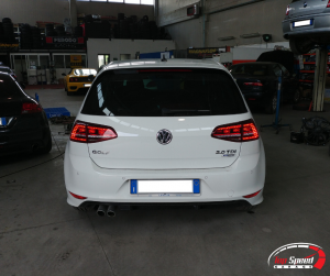 RIMAPPATURA VW GOLF 7 2.0 TDI – TOP SPEED GARAGE – MODENA