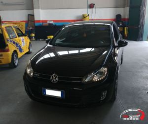 SCARICO VW GOLF 6 2.0 TDI – TOP SPEED GARAGE – RIMINI