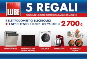 Promo elettrodomestici Lube – Dondi Arreda – Ferrara