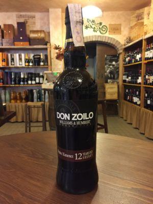 Don Zoilo-Sherry-Pedro Ximenez-Ferrara-Enoducale