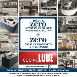 Lube Cucine Emilia Romagna – Dondi Home – Modena