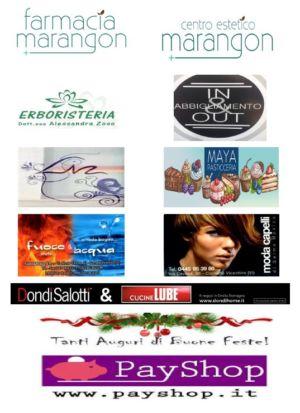 Iniziativa Benefica di Natale – Castelgomberto – Società PayShop