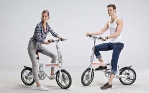 Bicicletta elettrica pieghevole – rovigo