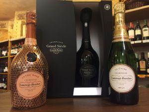 Champagne Laurent Perrier – Enoducale – Ferrara