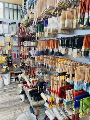 PENNELLI E RULLI DECORATIVI – RAMPADO- FERRARA  Vendita ingrosso e dettaglio a Ferrara di pitture per interni ed esterni, colori, vernici, smalti, ca