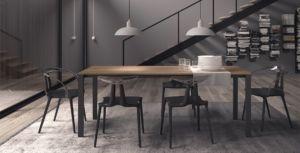 Tavoli e sedie Madrassi-il globo-Comacchio