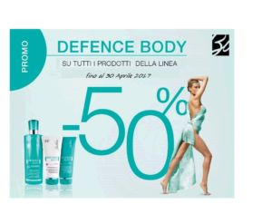 – 50% LINEA DEFENCE BODY BIONIKE