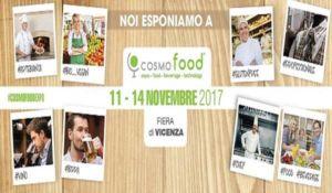 Azienda Agricola Bio San Biagio al Cosmofood Vicenza Pad 1 Stand C25 Vi aspettiamo
