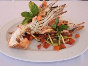 La terrazza, ristorante italiano fronte mare al Domina coral bay,  Sharm el sheikh