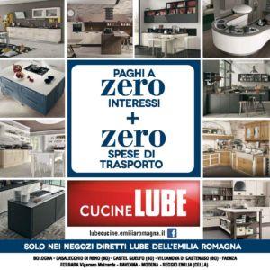 Lube Cucine Emilia Romagna – Dondi Home – Ravenna