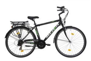 Bicicletta elettrica- promo-cesenatico.
