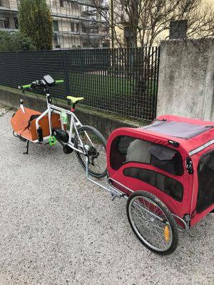 Cargo E-bike – Vicenza e provincia – R156 Custom – Cruise – e-bike