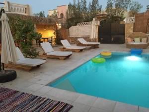 ristorante con piscina a Sharm el sheik – Sinai old Spices