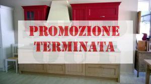 PROMO PROMO PROMO Occasione cucina in legno da mostra – Trissino – Montecchio Maggiore – Sovizzo – Castelgomberto – Creazzo – Brogliano – Vicenza