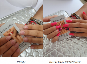 Extension unghie in gel metodo cartina nail – Sharm el Sheikh