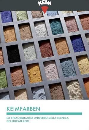 PITTURE E SILICATI KEIM-RAMPADO-ROVIGO   Tinteggiatura a base di silicato liquido di potassio conforme alle norme VOB/C DIN 18363 2.4.1, composto d