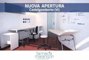 Diagnostica e analisi – Castelgomberto – Farmacia Marangon