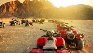 Motorata nel deserto a soli 10€, con Kamel Viaggi,  sharm el sheikh