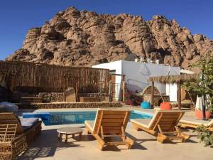 Bed and breakfast con ristorante e piscina- Sinai old Spices a Sharm el sheikh