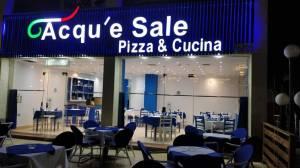 Dopo un lungo e forzato stop, il ristorante Acqu'e Sale riapre il 15 luglio con grandi e gustose novità. Il ristorante pizzeria acqu'e Sale lo trov