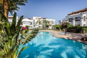 Occasione Appartamento due camere  in vendita al residence Sunterra, Realty Sea view Agenzia Immobiliare italiana a  sharm el sheikh