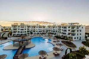 Meraviglioso Attico vista mare in vendita a Montazah,  agenzia italiana realty sea view, sharm el sheikh