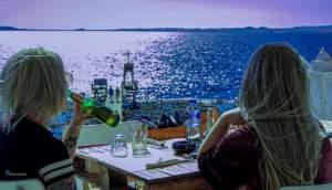 Ristorante pizzeria anche a pranzo , nausicaa food – music & more,  fanar beach , Sharm el sheikh
