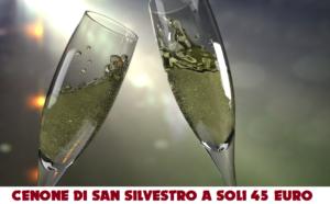 Cenone di San Silvestro – Vicenza – Montorso Vicentino – Ristorante Pizzeria Da Renzo