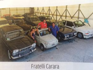 AUTO STORICHE FERRARA – SALONE D'INVERNO – GENNAIO 2018