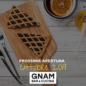Inaugurazione – GNAM Bar & Cucina – Ferrara