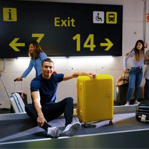 Valige American Tourister e Cristiano Ronaldo , le trovi da Il Quadrato a Zane` e Thiene