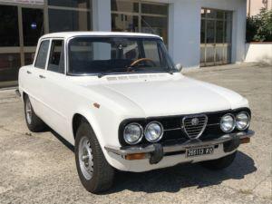 ALFA ROMEO GIULIA 1300 ANNO 1976 – FRATELLI CARARA – MODENA – BOLOGNA