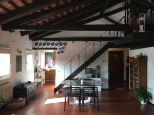 Mansarda travata con soppalco in zona nord Treviso – Treviso – Villorba, Conegliano – Agenzia Casadolcecasa