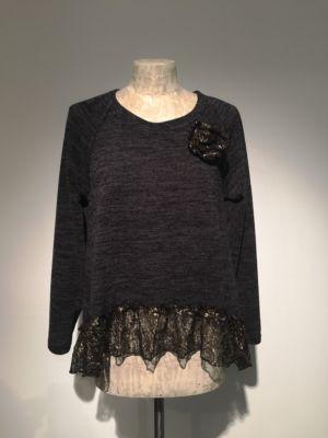 Occasione inverno 2016 maglia lana e pizzo imperial fashion – Rovigo – Flow