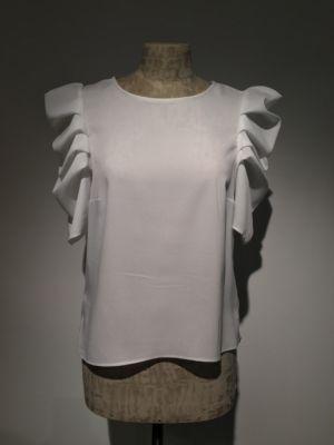 Camicia donna bianco imperial – Rovigo – Flow