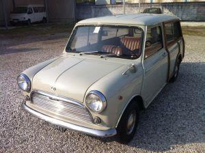 MINI TRAVELLER 1966 – MIRELLA AUTO – FERRARA